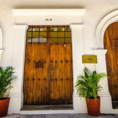 Alfiz Hotel, Cartagena