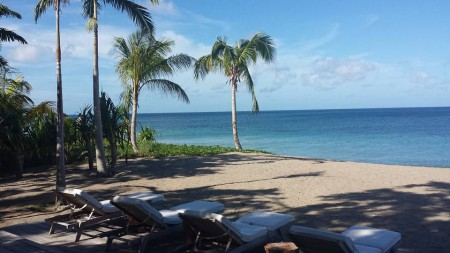 Jo Nevis Blog - The Beach