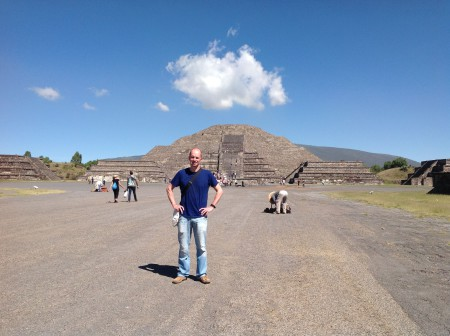 Paul Mexico FAM Teotihuacan