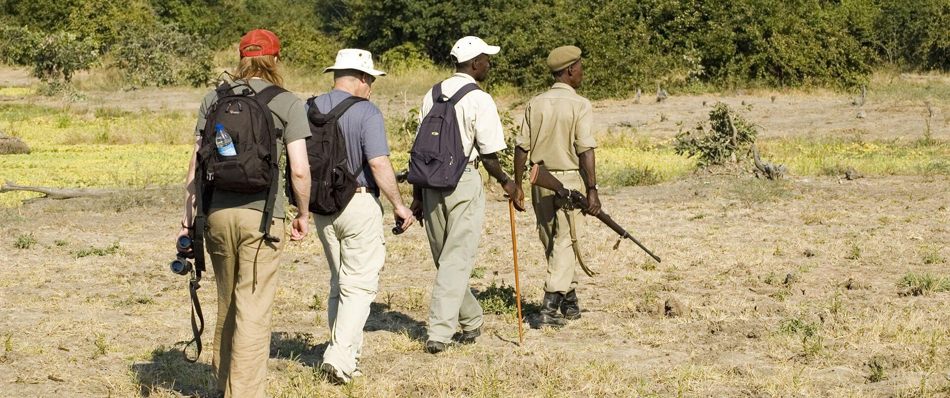 Walk Botswana
