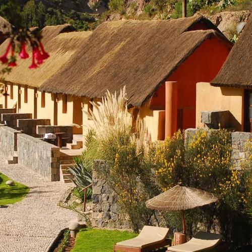 Colca Lodge, Colca Valley