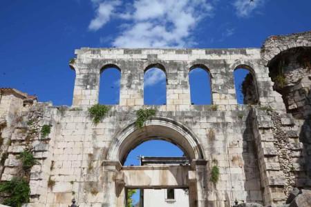 Croatia---Diocletian-Palace,-Split---shutterstock_97662086