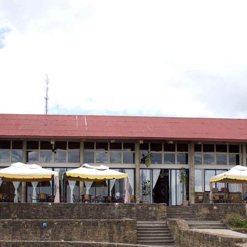 Goha Hotel, Gondar