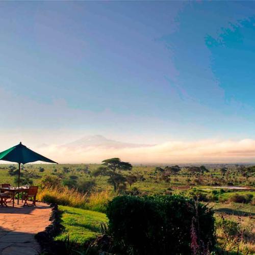 Tortilis Camp, Amboseli
