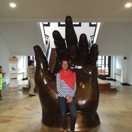 Nabila Blog '15 Museo Botero