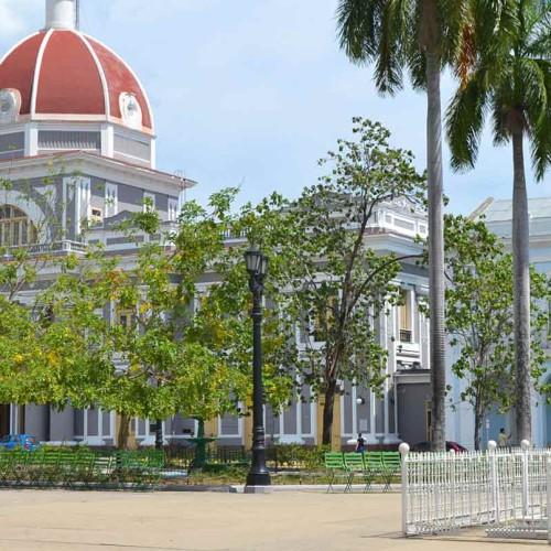 Hotel La Union, Cienfuegos