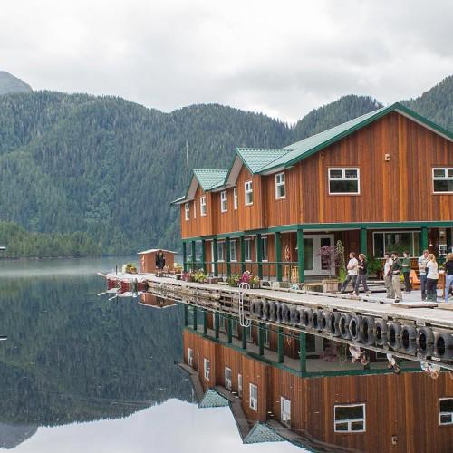 Great Bear Lodge, British Columbia