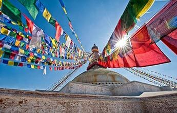 Boudhanath-Stupa-in-the-Kathmandu-valley-Nepal