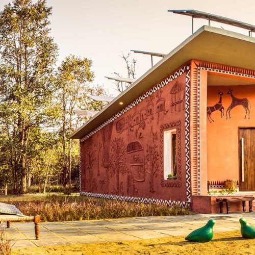 Singinawa Jungle Lodge, Kanha