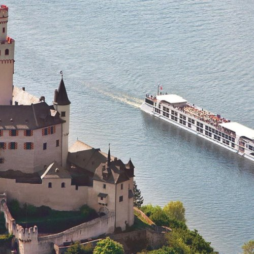 Uniworld Cruises, Europe