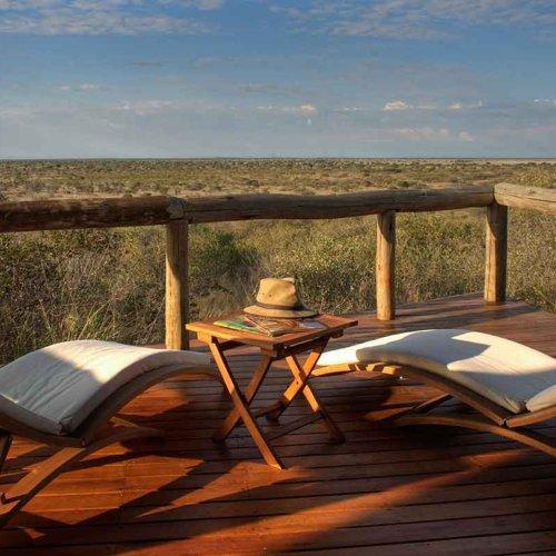 Kwando Tau Pan, Central Kalahari