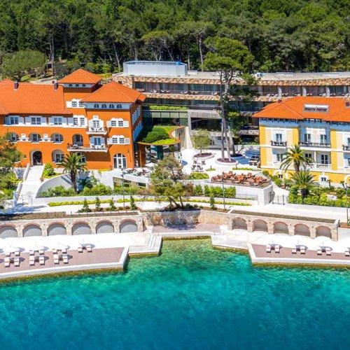 Boutique Hotel Alhambra, Losinj Island, Croatia