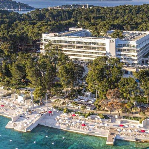 Hotel Bellevue, Losinj Island, Croatia