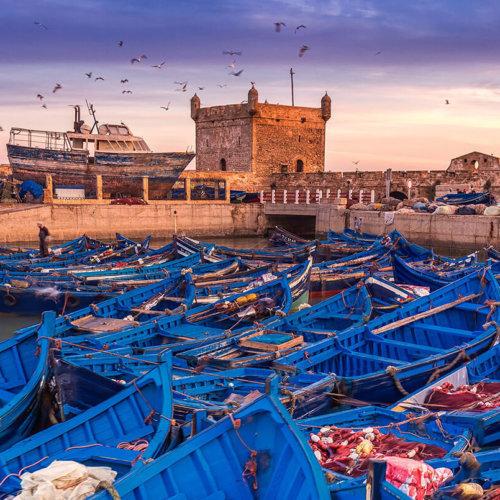 Morocco: Colours & Flavours
