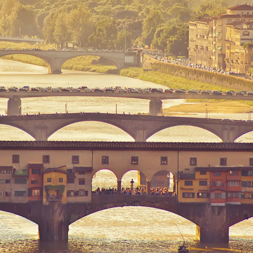 The Treasures Of Florence & Arezzo