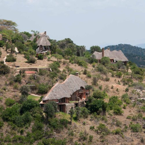 Borana Lodge, Laikipia