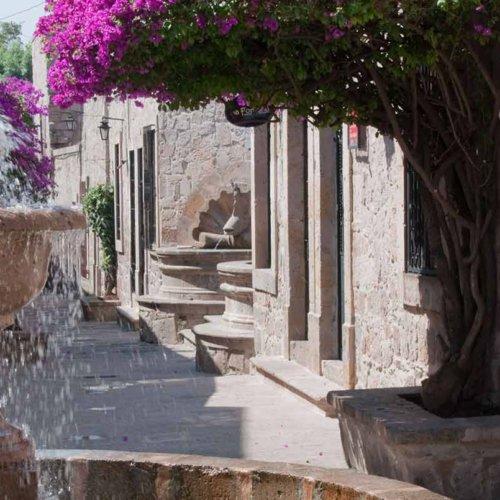 Villa Montana Hotel and Spa, Morelia