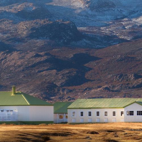 Estancia Cristina, Los Glaciares National Park, Patagonia