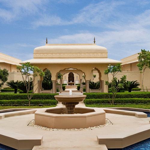 Oberoi Sukhvilas Resort, New Chandigarh