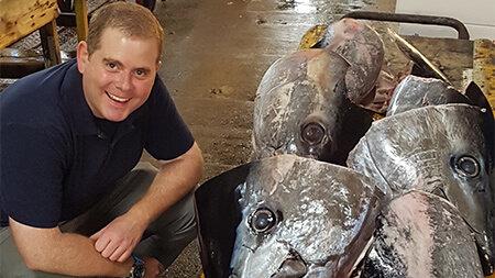 Tsukjji Fish Market