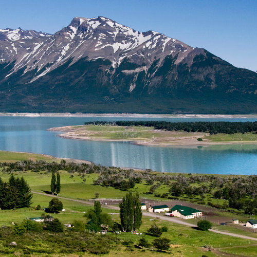 Estancia Nibepo Aike, Los Glaciares National Park, Patagonia