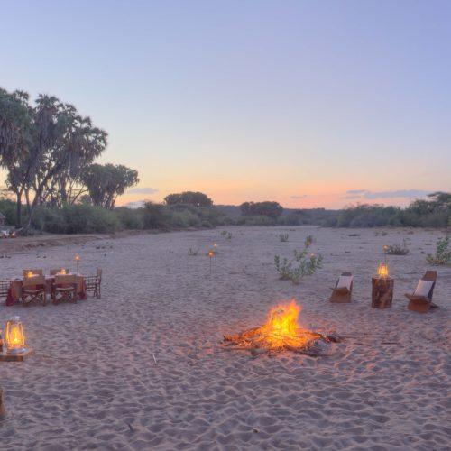 Saruni Rhino Camp, Kenya