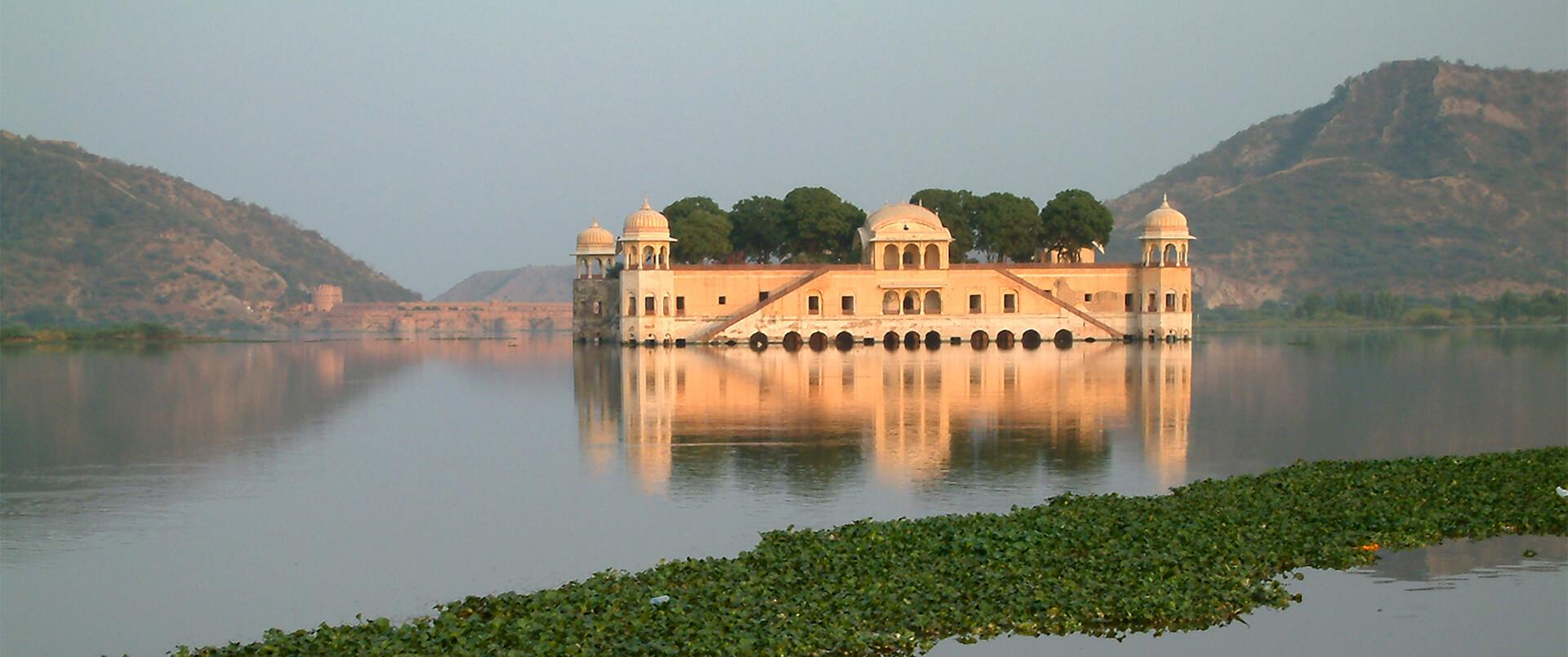 Riding in Rajasthan