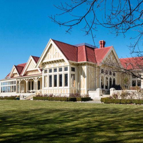 Pen y Bryn Lodge