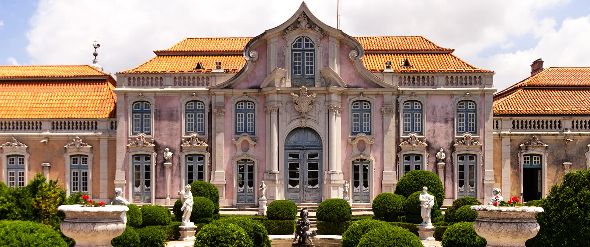 Gardens of Lisbon and Sintra
