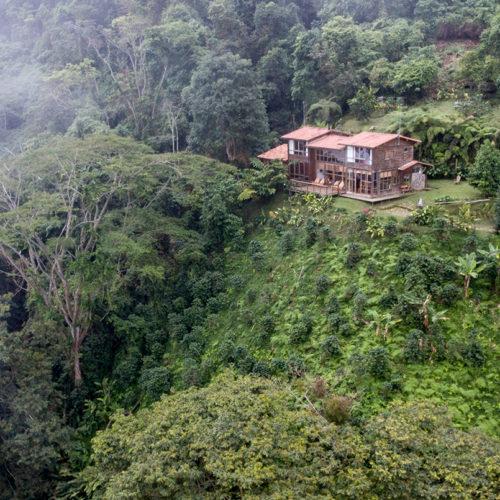 Casa Galavanta, Sierra Nevada de Santa Marta