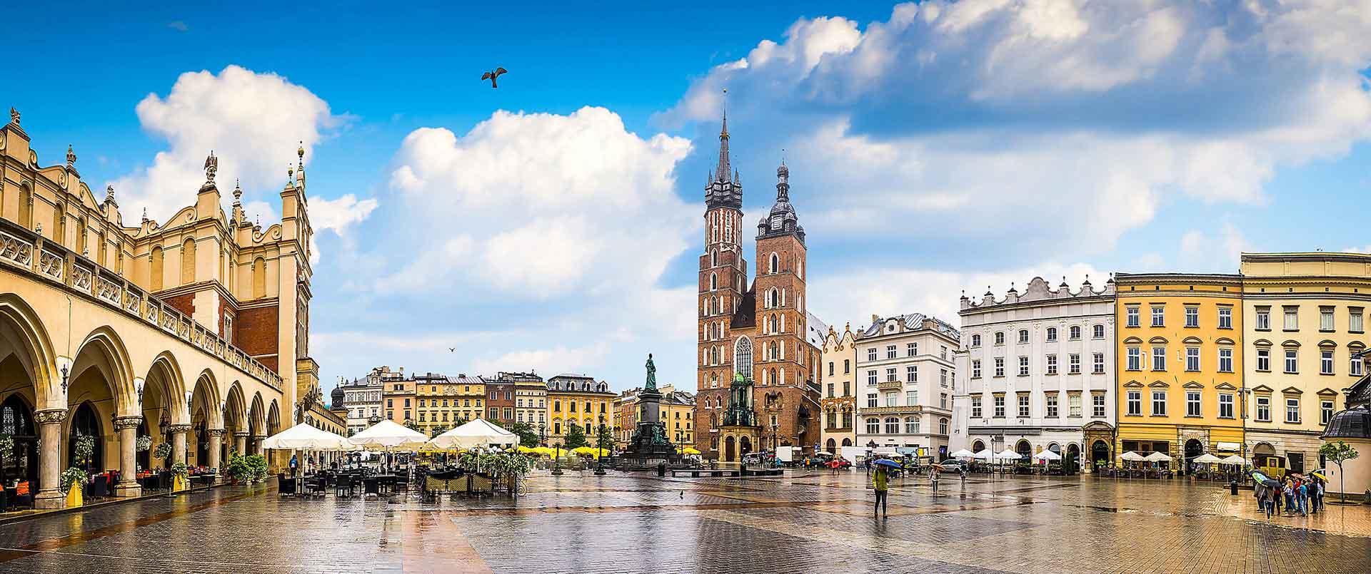 Poland: Krakow and Warsaw