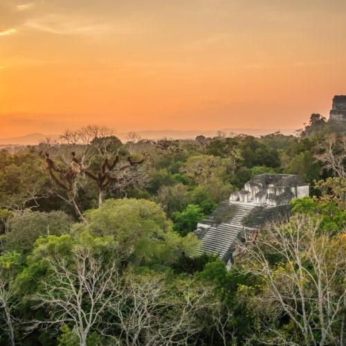 Jungle Lodge, Tikal National Park