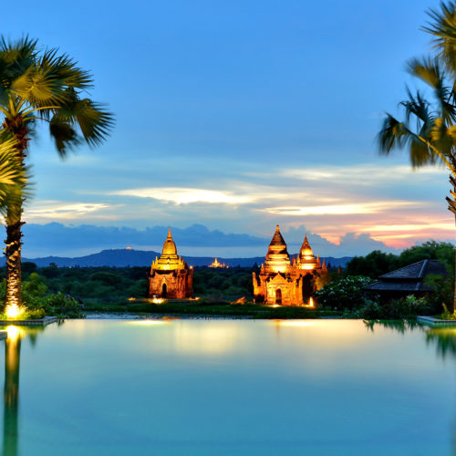 Aureum Palace Hotel and Resort Bagan