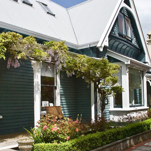 Orari B&B, Christchurch, New Zealand