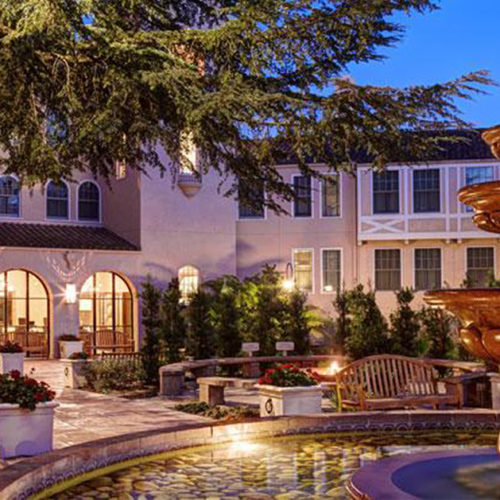 Fairmont Sonoma Mission Inn and Spa, California
