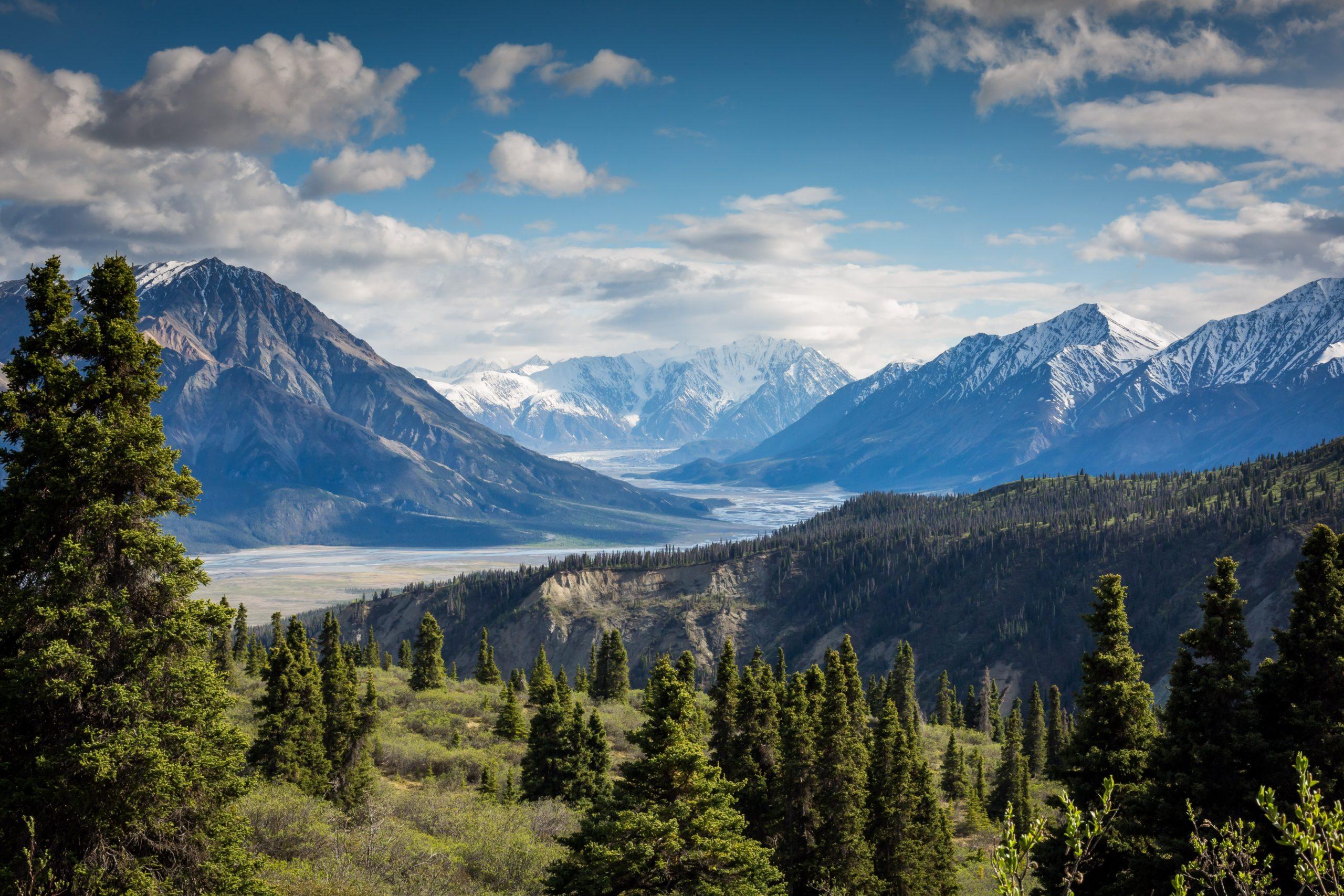 Alaska and Yukon