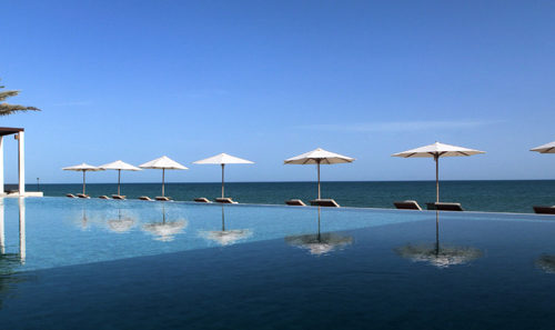 The Chedi Hotel, Muscat
