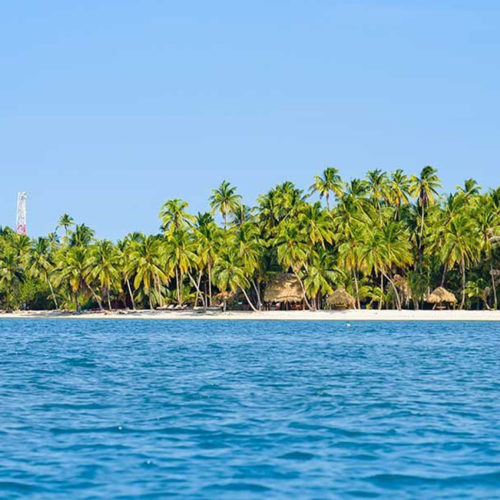 Calala Island, Nicaragua
