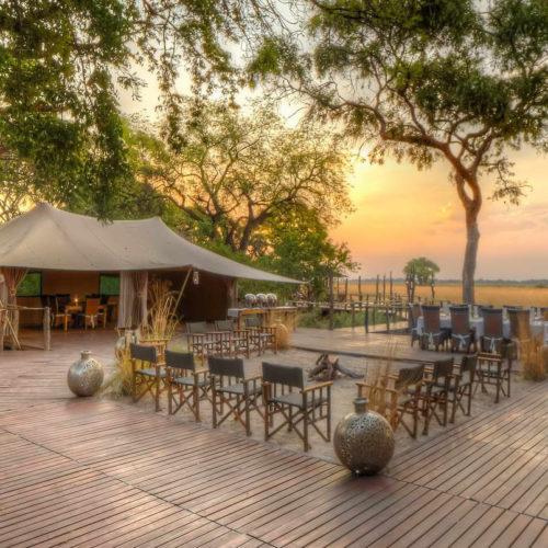 Kadizora Camp, Okavango Delta
