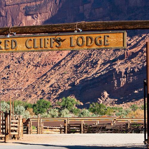 Red Cliffs Lodge, Utah