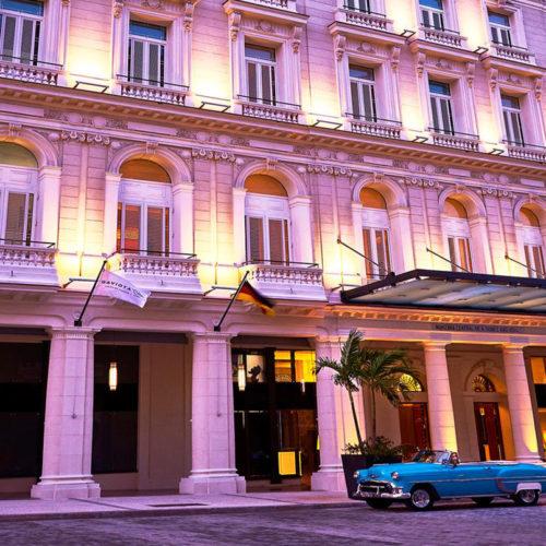 Gran Hotel Manzana Kempinski, Havana