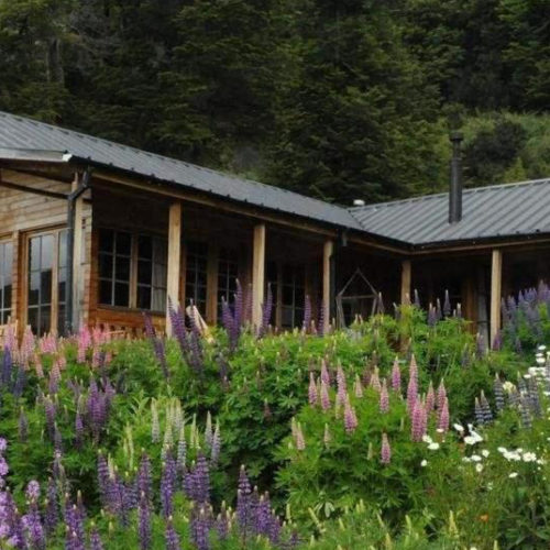 Mallín Colorado Ecolodge, Chile