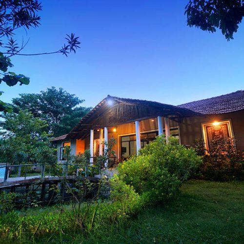 Chitvan Jungle Lodge, Kanha National Park