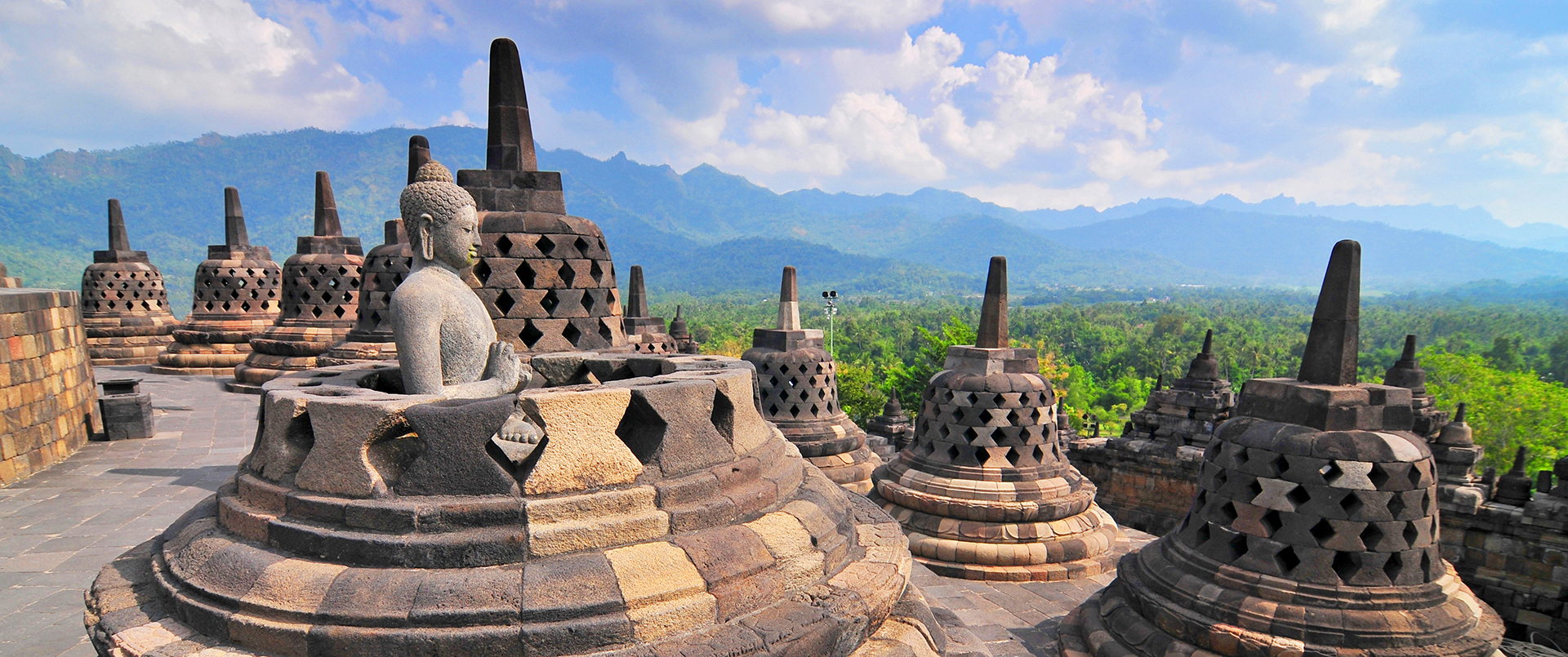 Indonesia: Land of the Gods