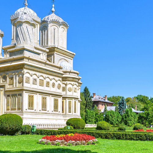 Romania: A Journey Through Oltenia
