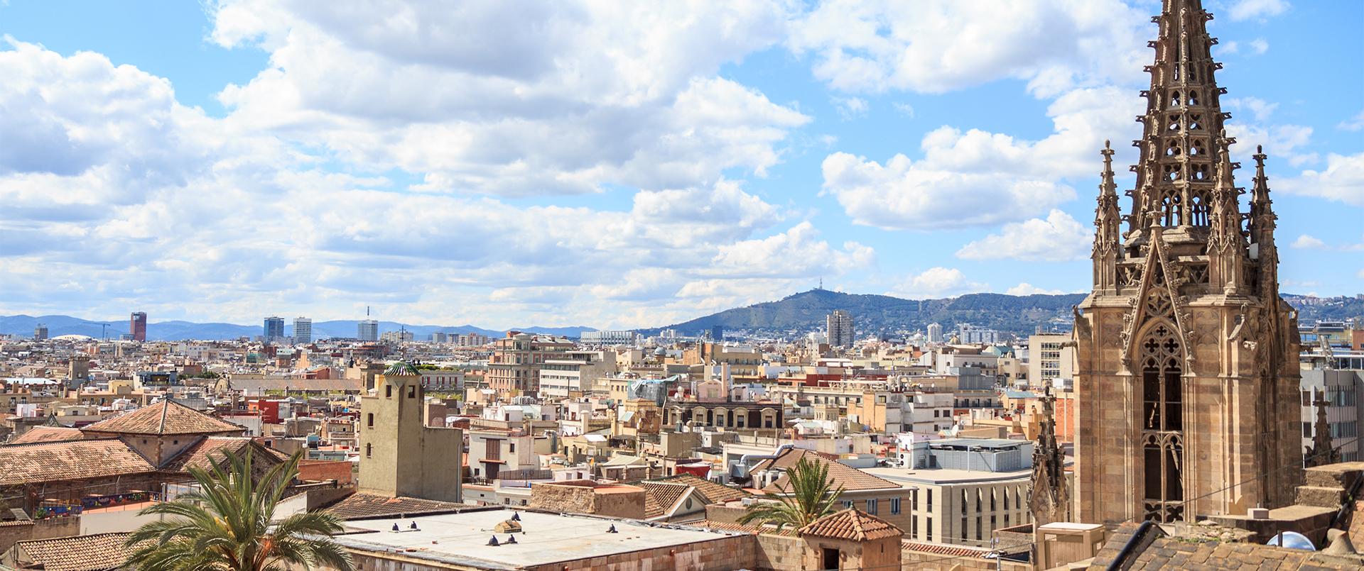 Long weekend in Barcelona