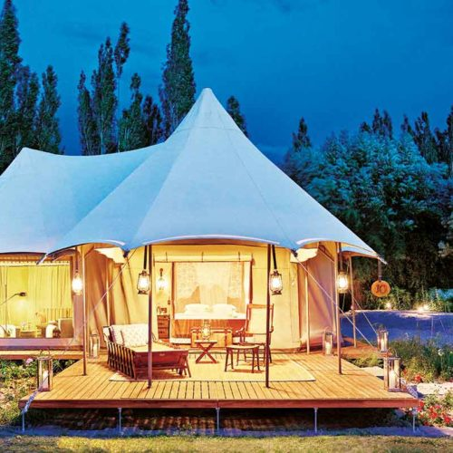 The Ultimate Travelling Camps