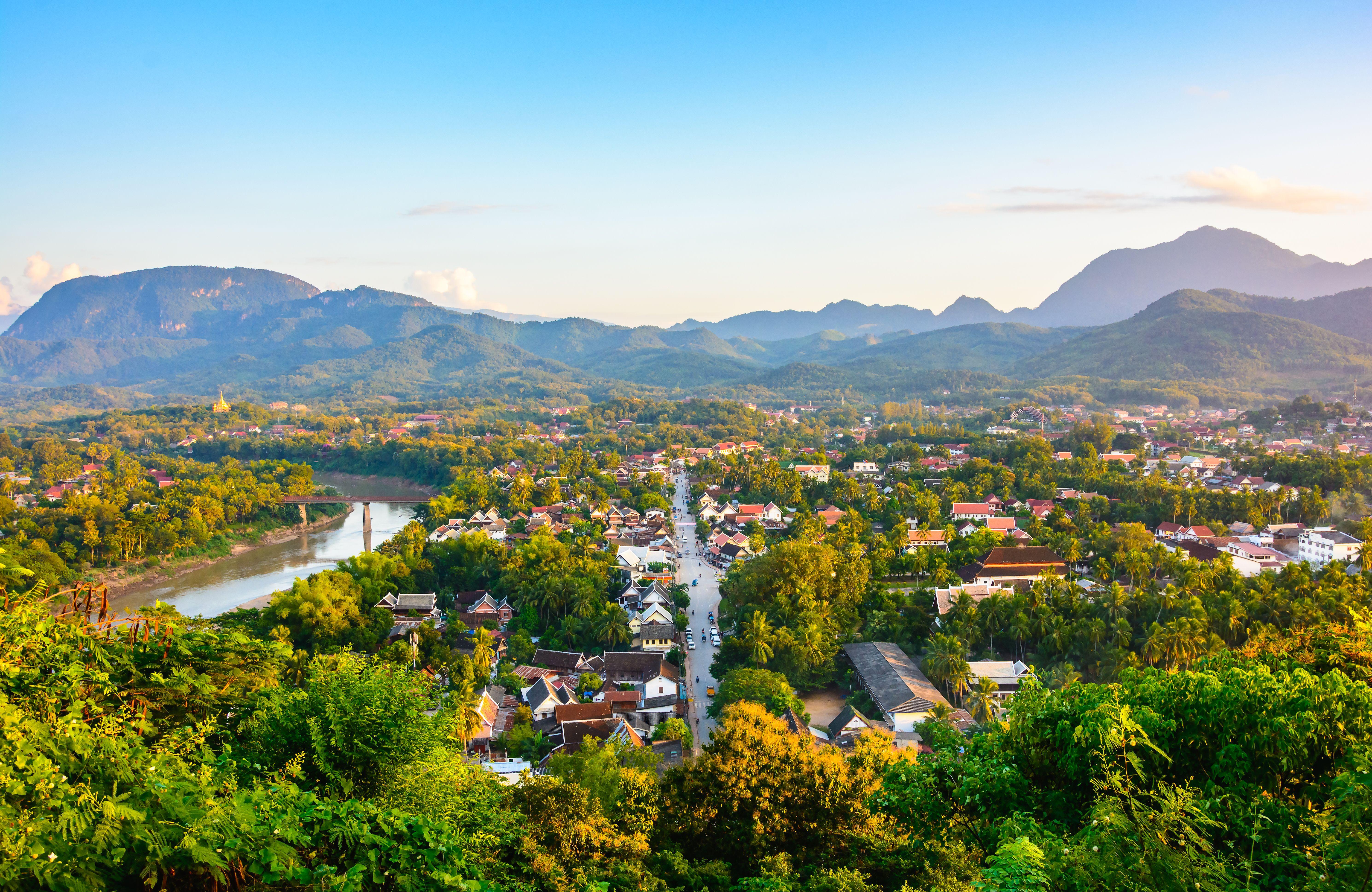 Classic Laos and Cambodia