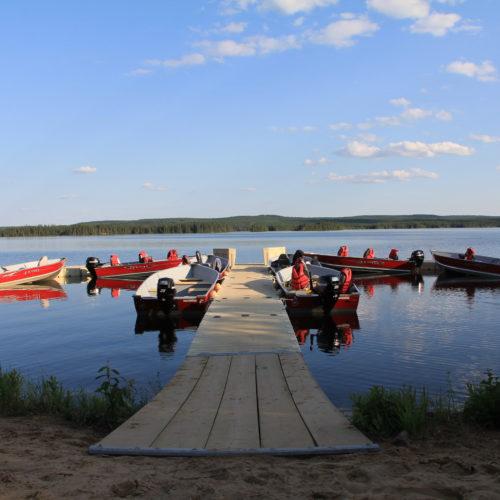 Lloyd Lake Lodge, Saskatchewan