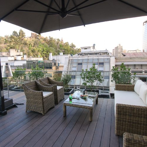 Hotel Magnolia, Santiago